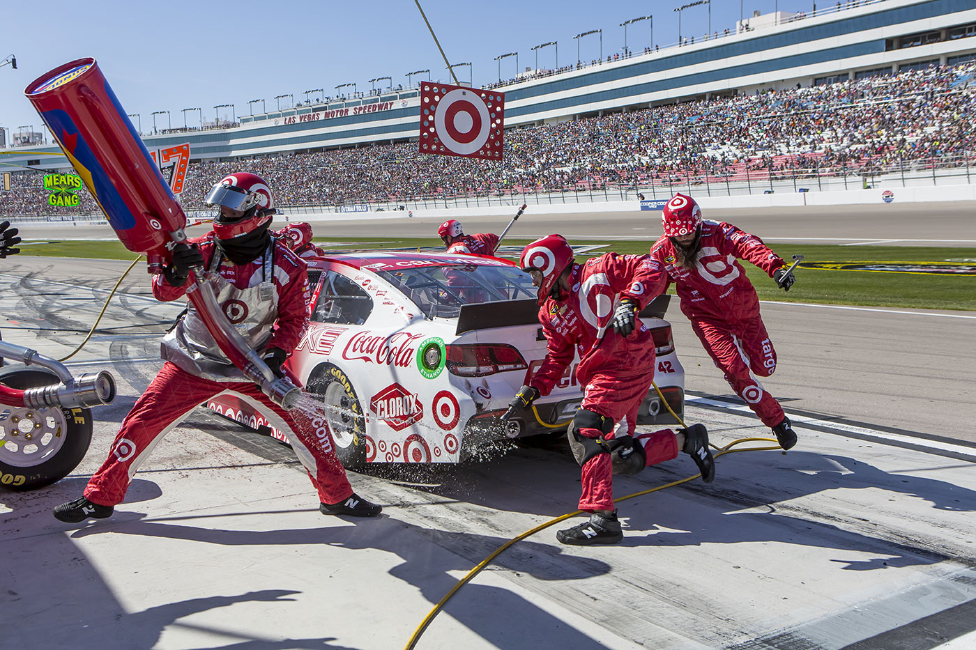 Nascar and Agile are more alike than you think